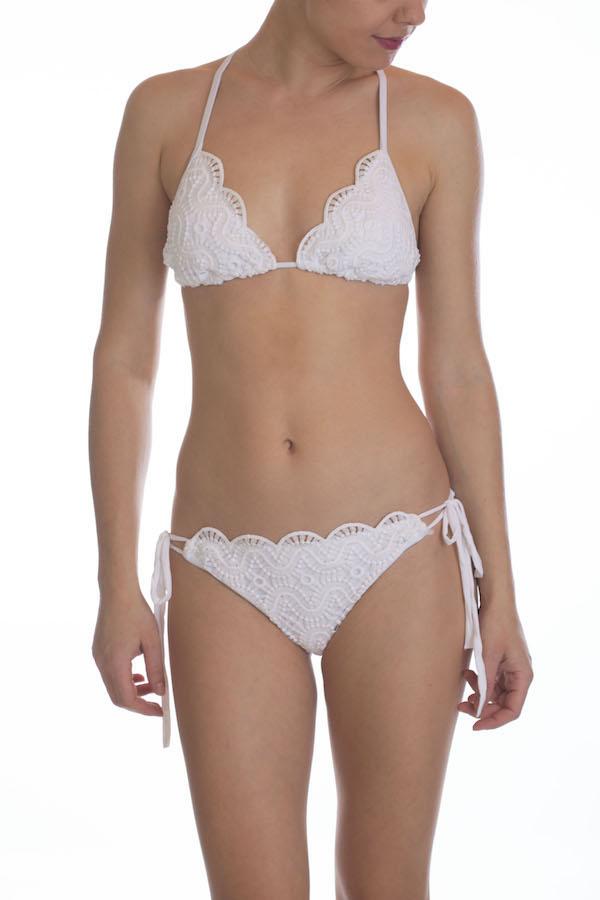 Bikini Bianco MISS BIKINI