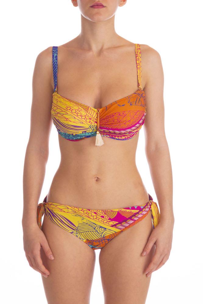 Bikini Giallo BERNE' MABEL