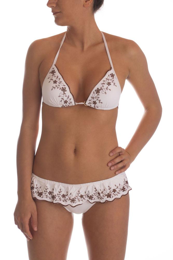 Bikini Bianco OLIVIA