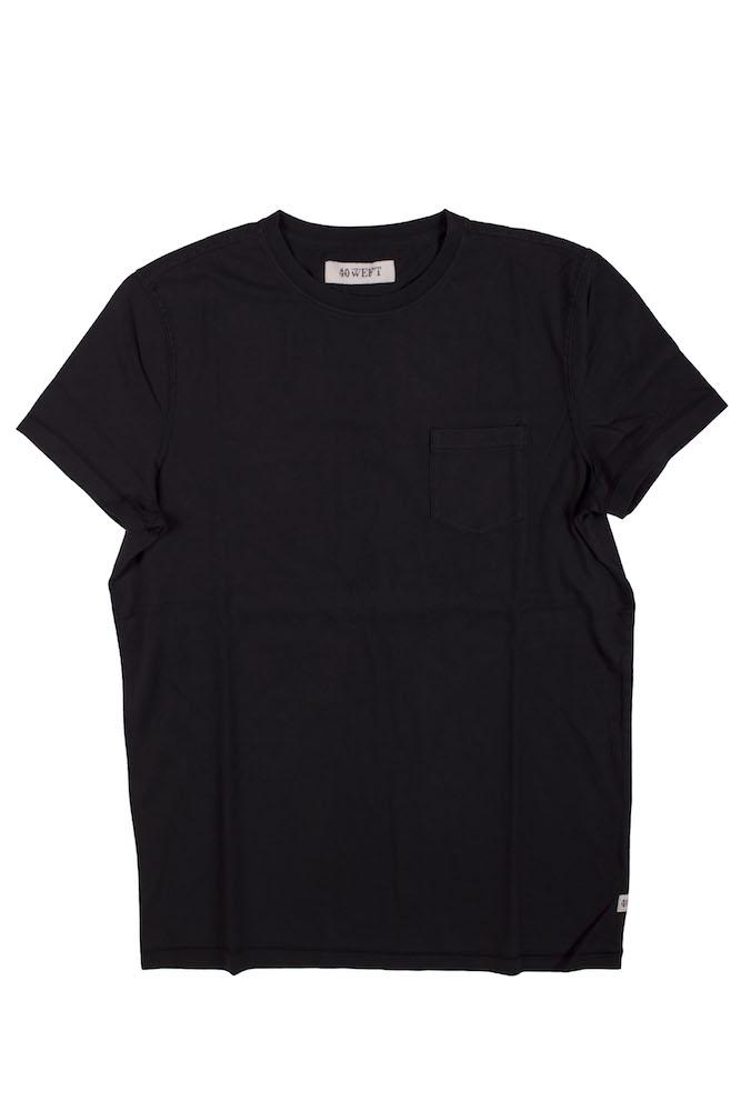 T-Shirt Nero 40WEFT