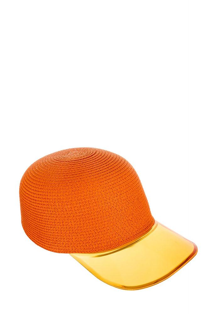 Cappello Arancione ALEX MAX