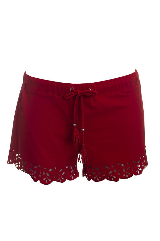 Pantalone Rosso BANANA MOON