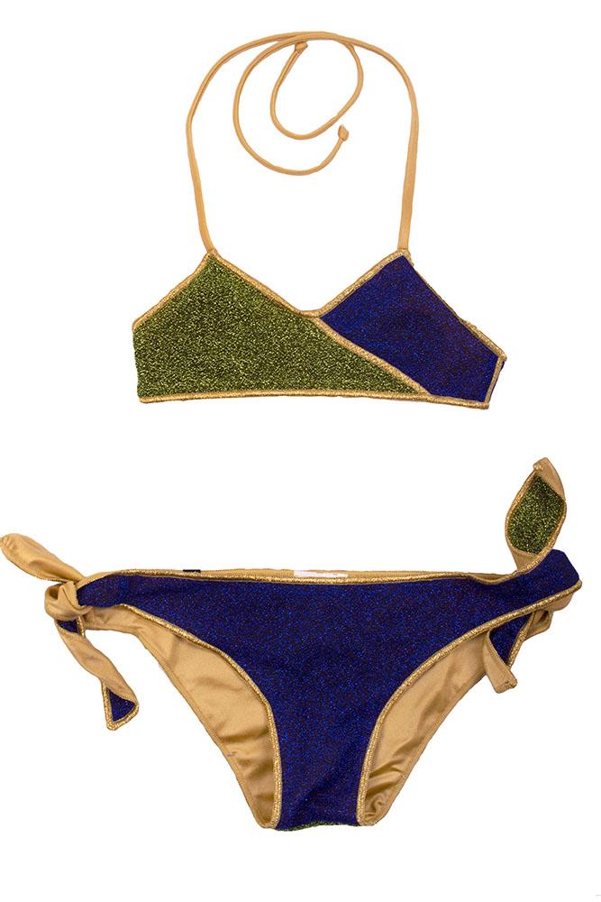 Bikini Verde BE BEACH