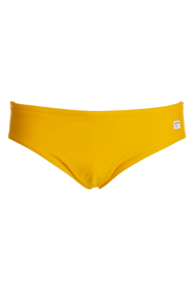 Slip Giallo MC2 SAINT BARTH
