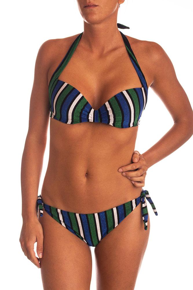 Bikini Blu MC2 SAINT BARTH