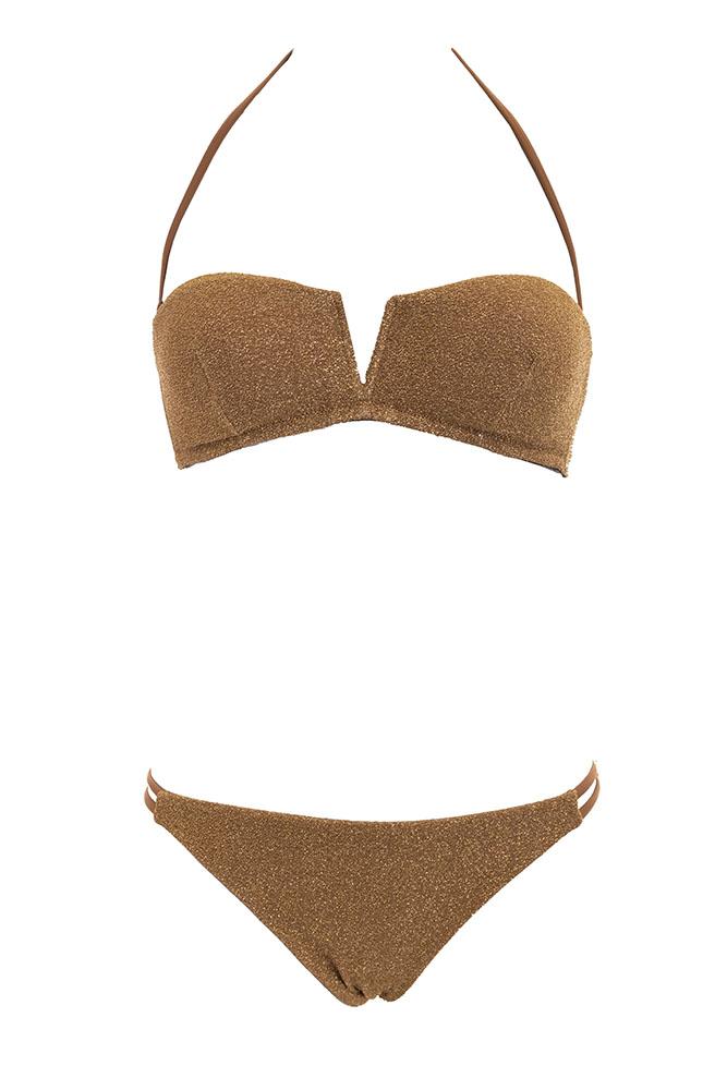 Bikini Oro MISS BIKINI
