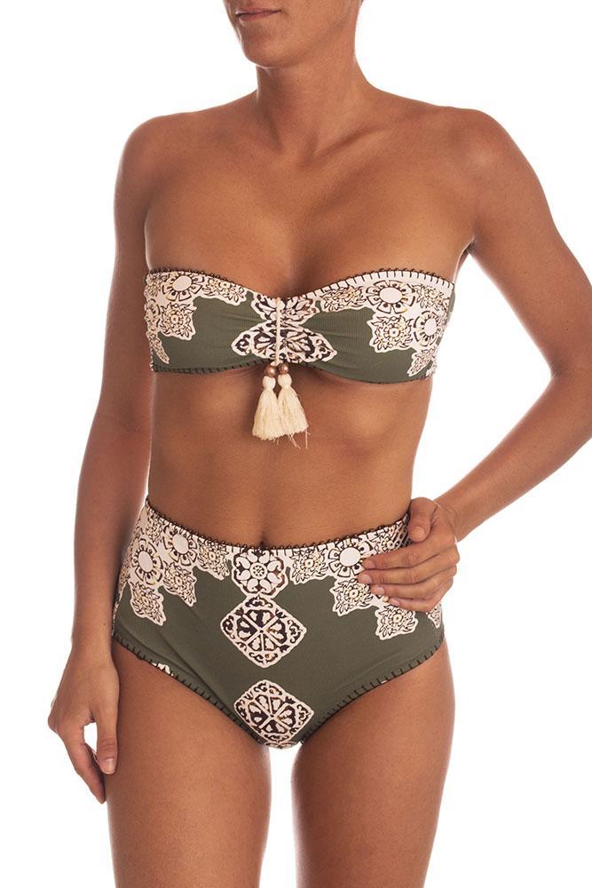 Bikini Verde RAFFAELA D'ANGELO