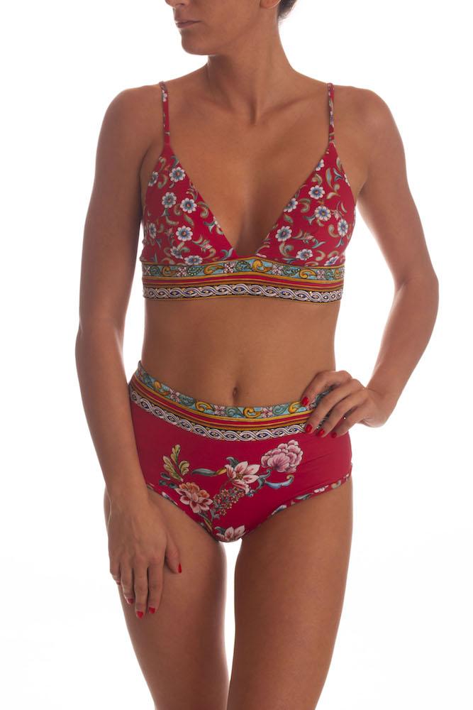 Bikini Rosso RAFFAELA D'ANGELO