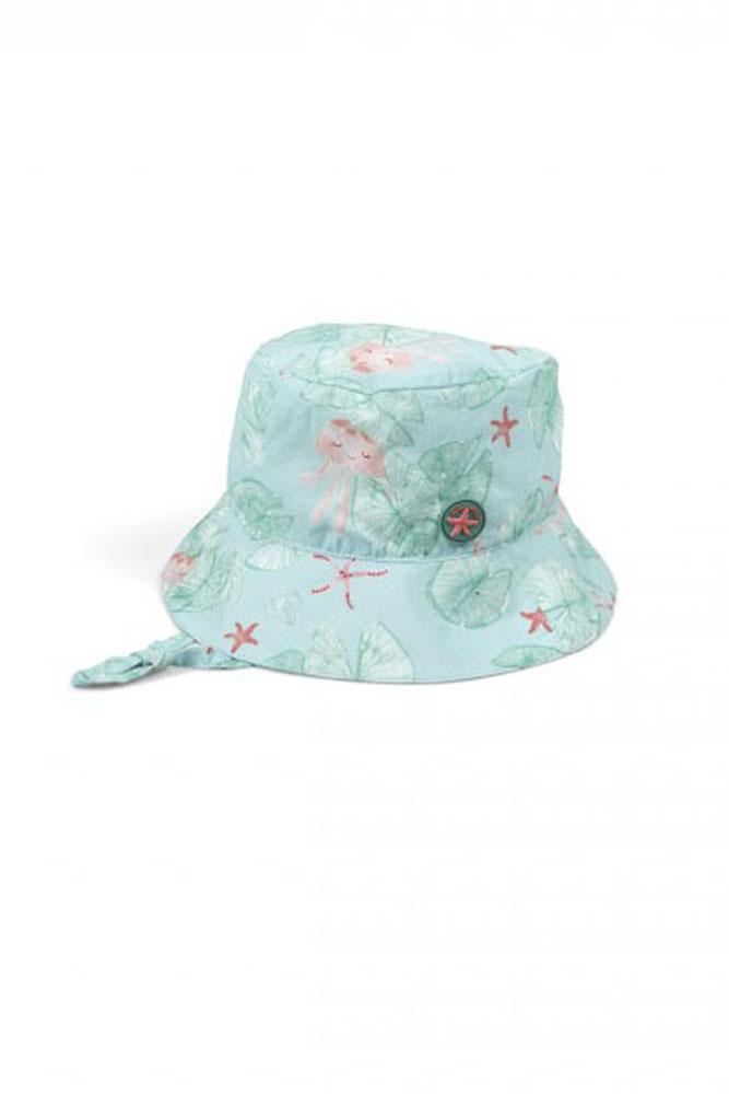 Cappello Verde TUTTO PICCOLO