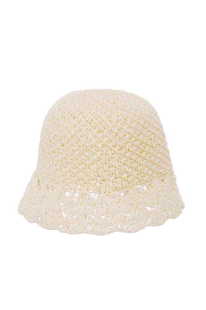 Cappello Bianco ALEX MAX