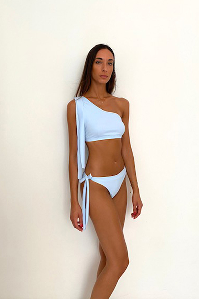 Bikini Blu CINZIA CORTESI