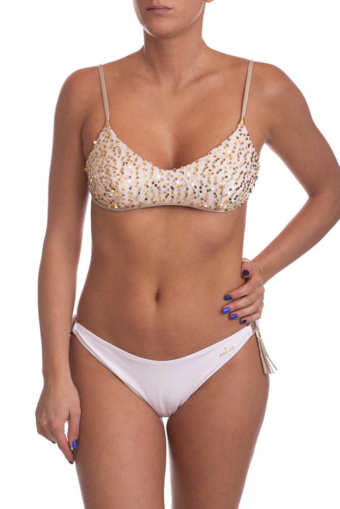 Bikini Bianco PIN UP