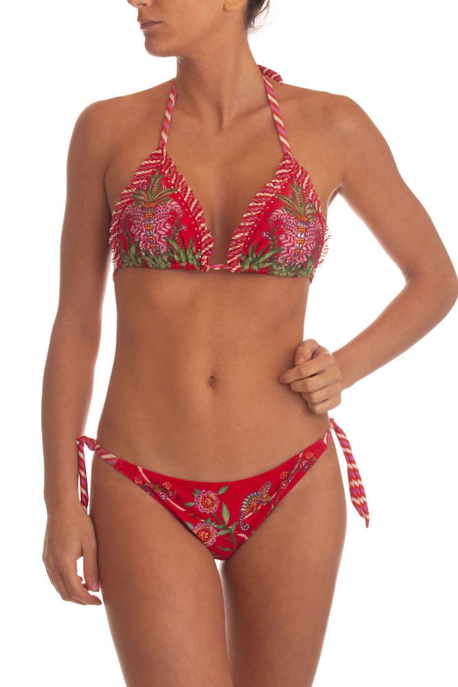 Bikini Rosso PIN UP