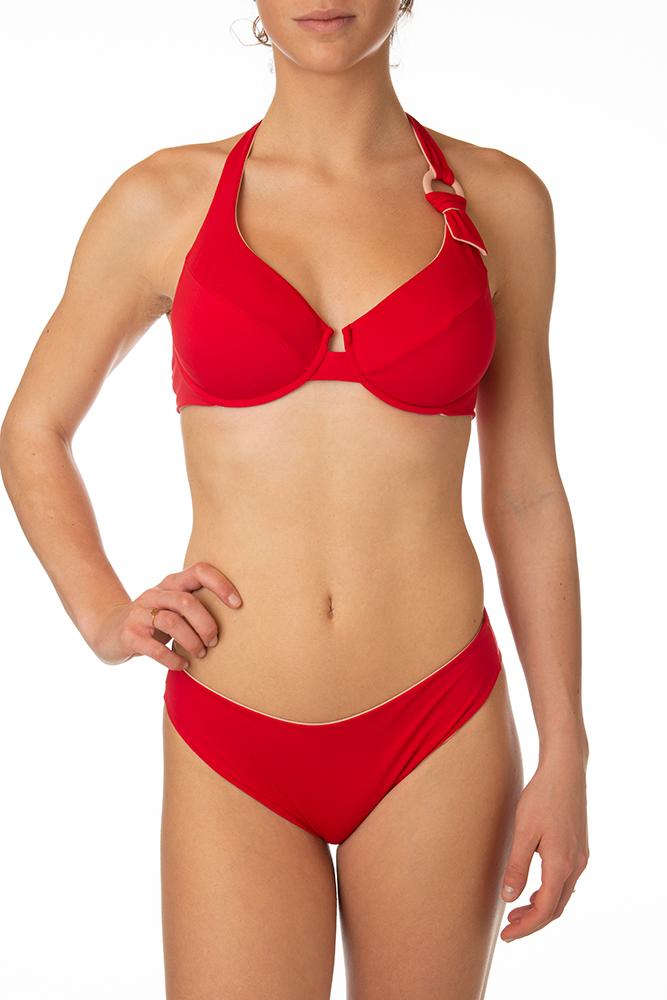 Bikini Rosso LUISA MARIA LUGLI
