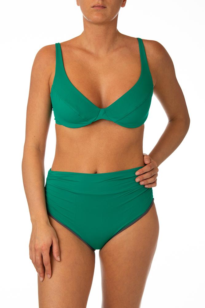 Bikini Verde RAGGIANTI