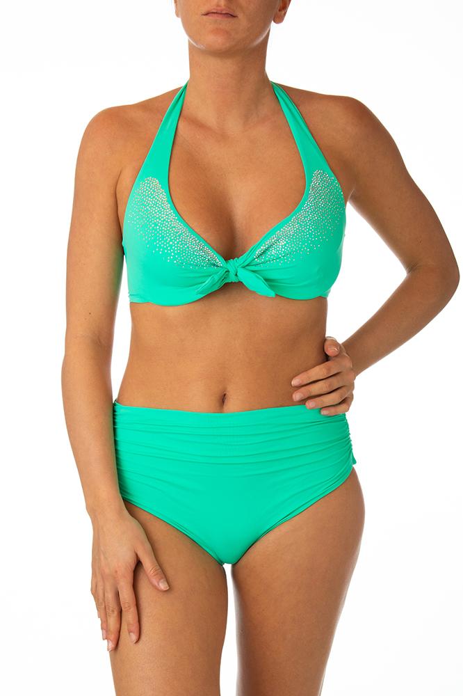 Bikini Verde TENERA CARLOTTA
